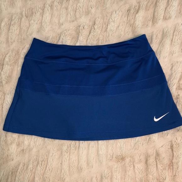 Nike Dresses & Skirts - Nike tennis skort with mesh detail